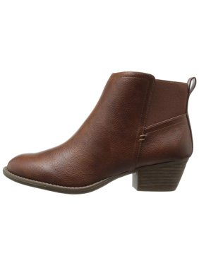 Dr. Scholl's Womens Jorie Round Toe Ankle Fashion Boots