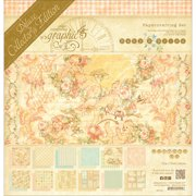 """Graphic 45 Deluxe Collector's Edition Pack 12""""X12"""" Baby 2 Bride"""