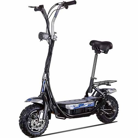 Uberscoot citi 800w electric scooter by evo powerboards for Toys r us motorized scooter