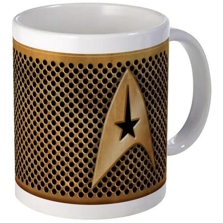 f5f1023b0 CafePress - Star Trek Mug - Unique Coffee Mug, Coffee Cup CafePress -  Walmart.com