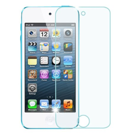 Insten iPod Touch 5th Generation / 6th Generation Screen Protector Tempered Glass LCD Film Cover Clear for Apple iPod Touch 5th Gen/6th Gen