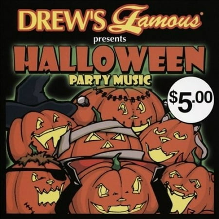 Halloween Party Music - Halloween Name Party Ideas