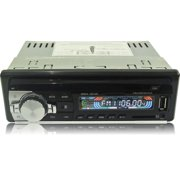 Car Bluetooth FM MP3 Stereo Radio Receiver Aux with USB SD
