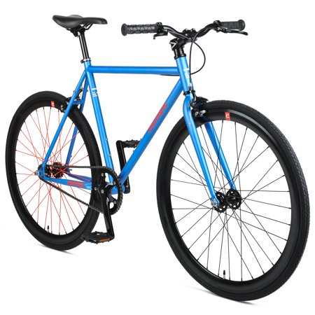 Retrospec Mantra V2 Single Speed Fixed Gear Bicycle with Sealed Bearing