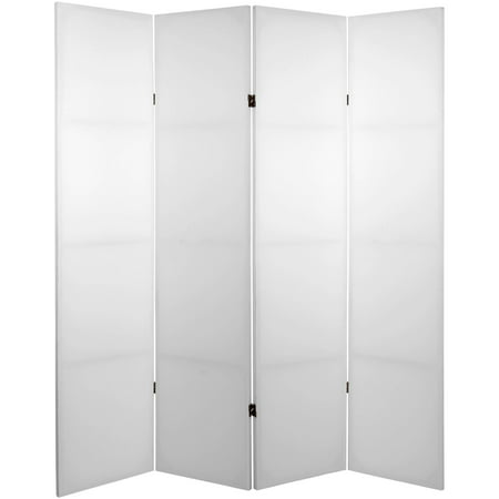 6' Tall Do It Yourself Canvas Room Divider ()