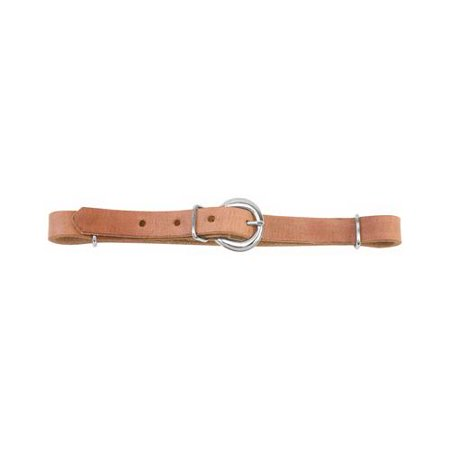 Weaver Leather 30-1305 Horse Curb Strap, Russet Leather, 5/8-In. - Quantity 1 ()