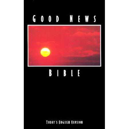 Good News Bible (Good News Bible-TEV)