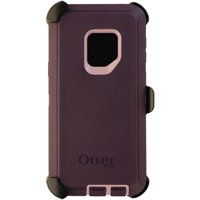 OtterBox Defender Screenless Edition Case for Samsung Galaxy S9 - Purple Nebula (Refurbished)