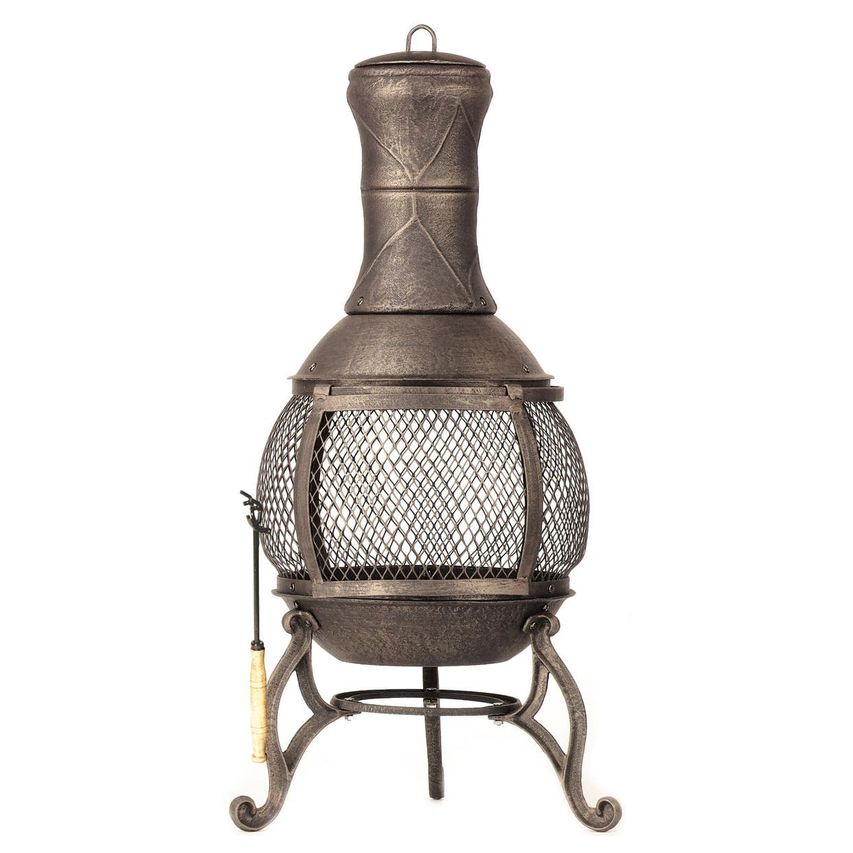 Kay Home 30075 Corona Outdoor Fireplace