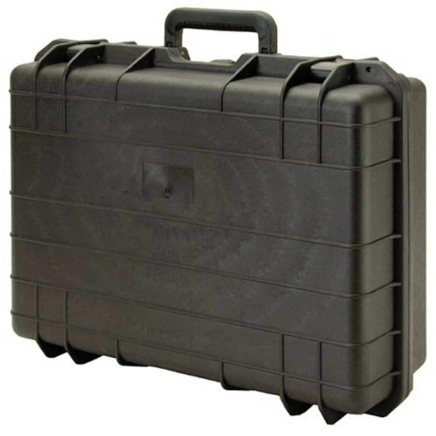 T.Z. Case Cape Buffalo Water-Resistant Utility Case with Wheels