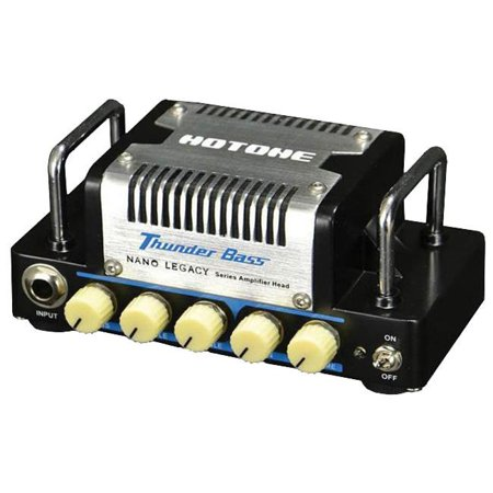Hotone 139632 Nano Legacy Thunder Bass Mini 5W Class AB