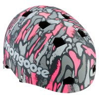 Mongoose Pink Grit Helmet, Youth