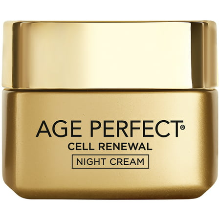 L'Oreal Paris Age Perfect Cell Renewal Night Cream, 1.7 oz.