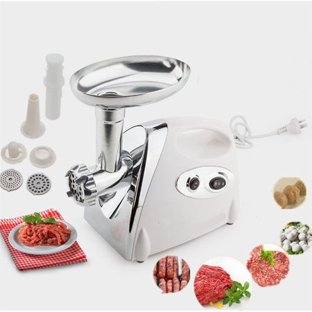 Zimtown 800W Max Electric Meat Grinder Sausage Stuffer Maker Kitchen ()