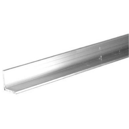 0.5 Aluminum Angle (11363 0.06 x 0.5 x 36 in. Aluminum Angle )
