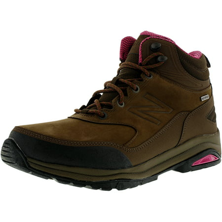 - New Balance Women's Ww1400 Br Ankle-High Leather Backpacking Boot - 9M