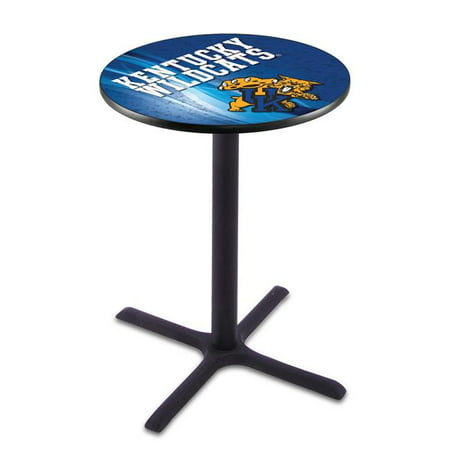 Holland Bar Stool L211B4228UKYCat-D2 42 in. Kentucky Wildcats Pub Table with 28 in. Top - image 1 of 1