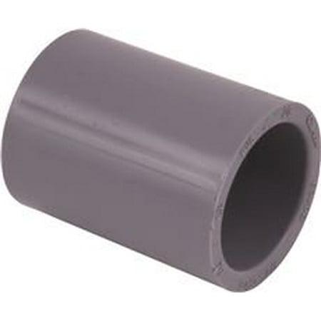 PVC CONDUIT COUPLING 3/4 IN
