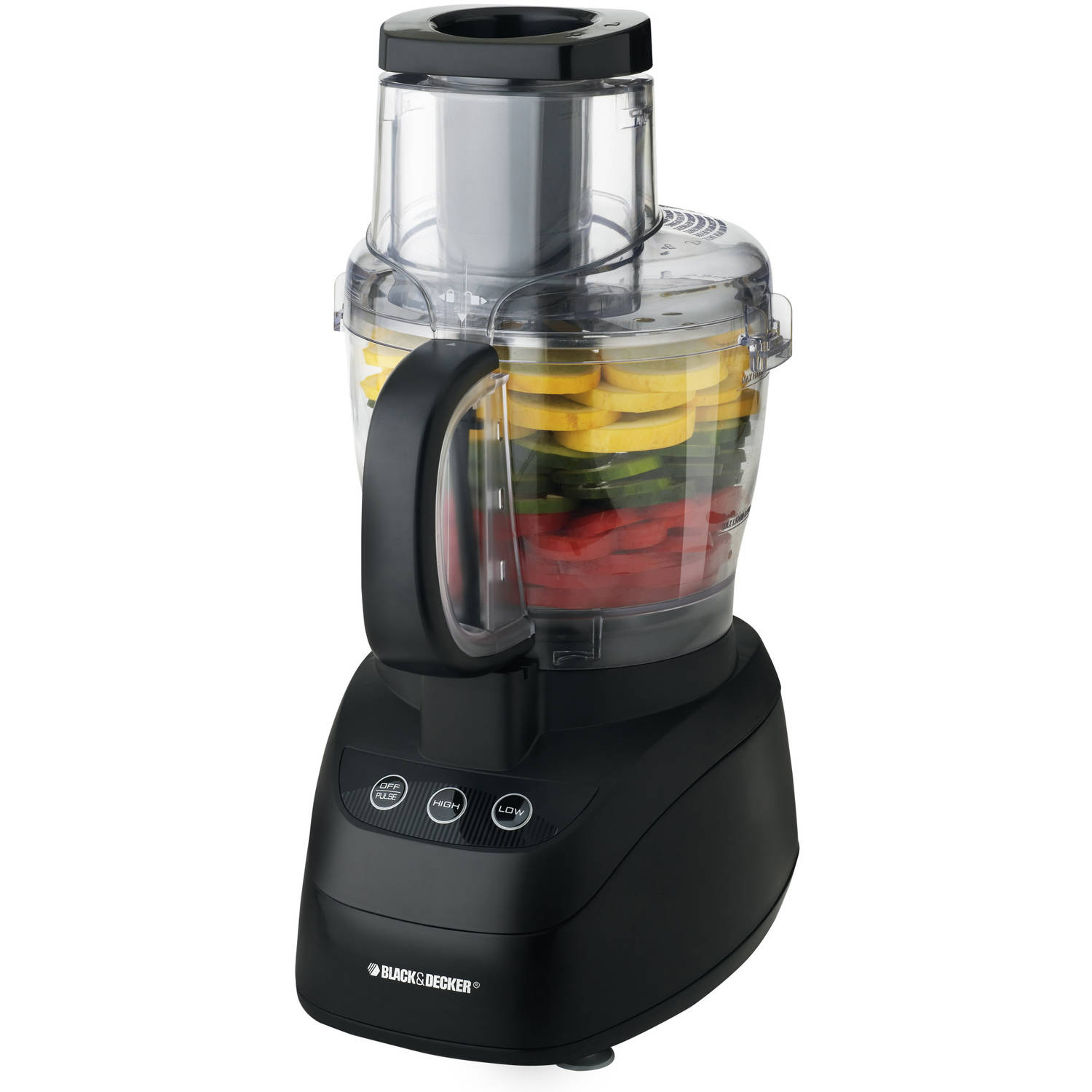 Hamilton Beach Big Mouth Deluxe 14 Cup Food Processor