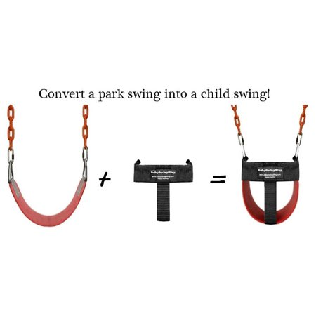 Baby Swing Sling - Portable Baby Swing Attachment for Infants - Toddler Swing Trainer