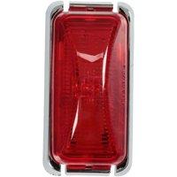 "Blazer International LED 2"" Sealed Mini Running Board Light, Red"