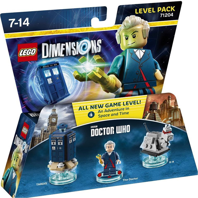 Lego 21304 Doctor Who Tardis Set New Factory Sealed