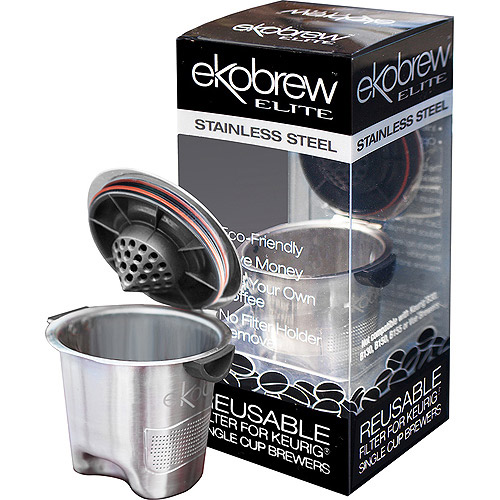 Ekobrew Stainless Steel Elite Reusable Filter