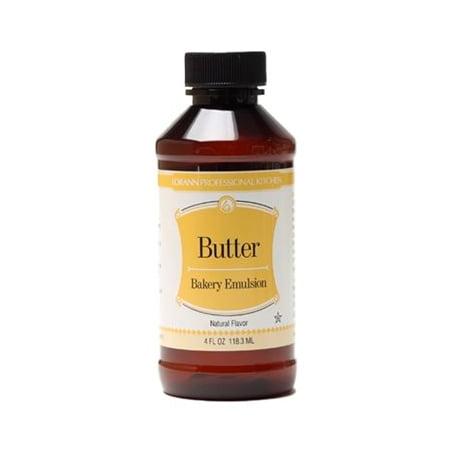 Oil Control Emulsion (Butter Bakery Emulsion Flavor 4 oz Lorann Oils )