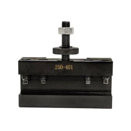 250-401 CA Quick Change Turning Holder Facing Lathe Tool Post Aloris Dorian CNC (Dorian Tool Post)