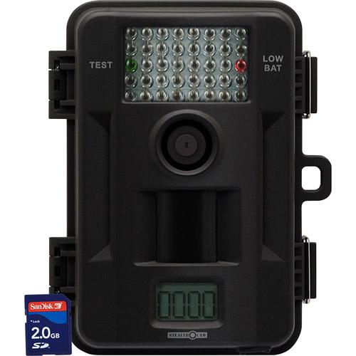 Stealth Cam 8MP Infrared Digital Video Scouting Camera, STC-U840IRSD