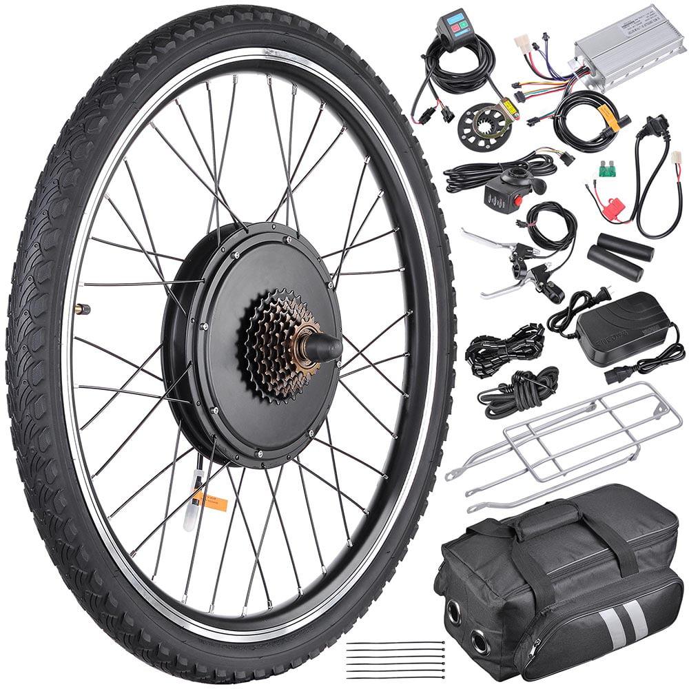 "26""x1.75"" Rear Wheel 36V 800W 350RPM Electric Bicycle Mot..."