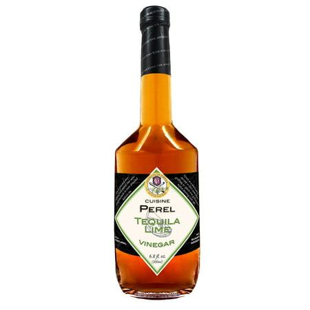 Cuisine Perel Tequila Lime Vinegar 6.8 Fl. Oz.