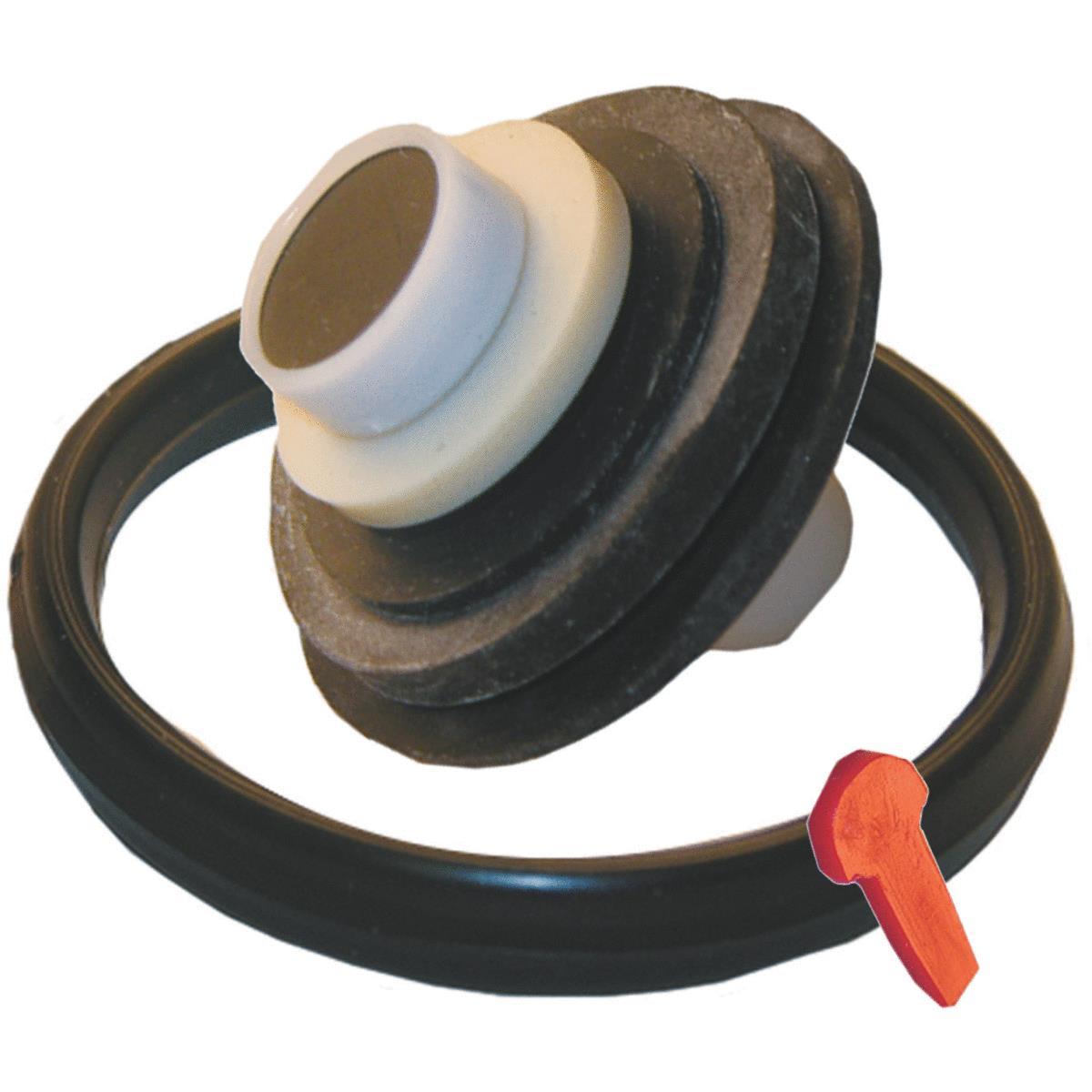 Lasco Ballcock Repair Kit With Plunger, Gasket & Locking Pin For Coast Mark III