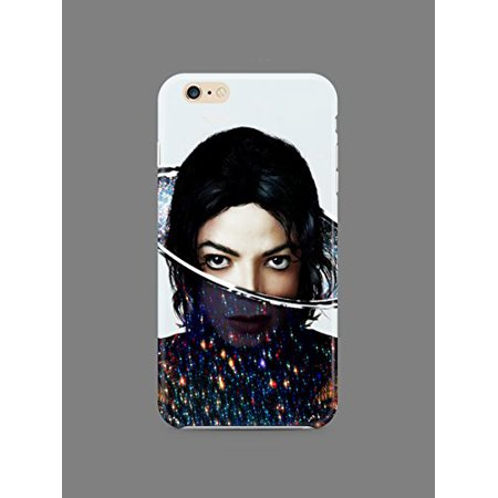 Ganma Michael Jackson Case For Iphone 6 6s Hard Case Cover ()