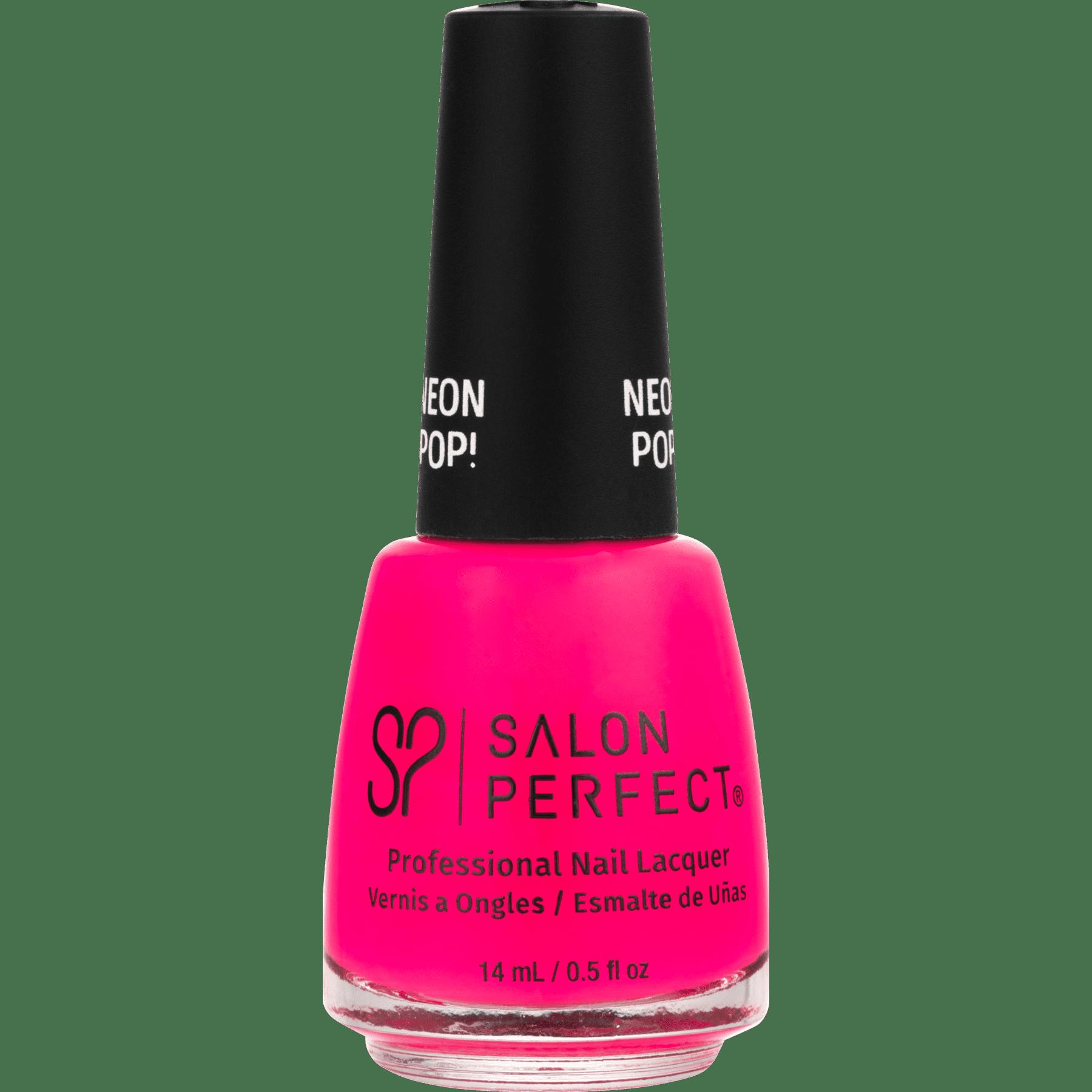 Salon Perfect Nail Polish Oh Snap Pink