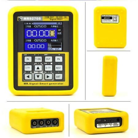 Voltage Calibrator (4-20mA Signal Generator Calibration Current Voltage Thermocouple)