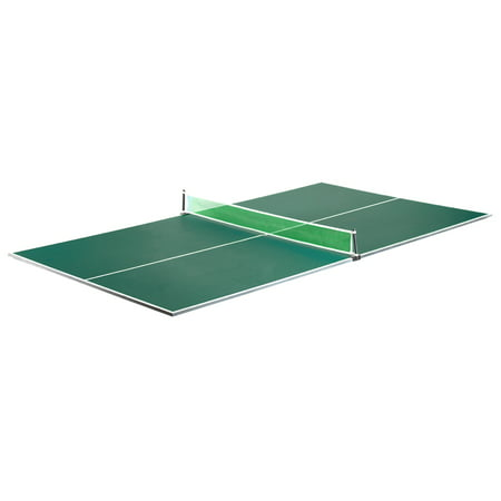Hathaway Quick Set Conversion Table Tennis Top for Pool Tables