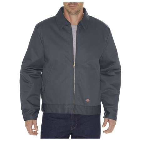 Dickies Mens Insulated Eisenhower Jacket  Charcoal   4X Rg