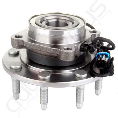 ECCPP Front Wheel Hub & Bearing Assembly for Chevy GMC Pickup Truck 8 Lug 4X4 4WD