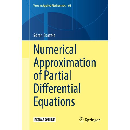 Numerical Partial Differential Equations | SpringerLink