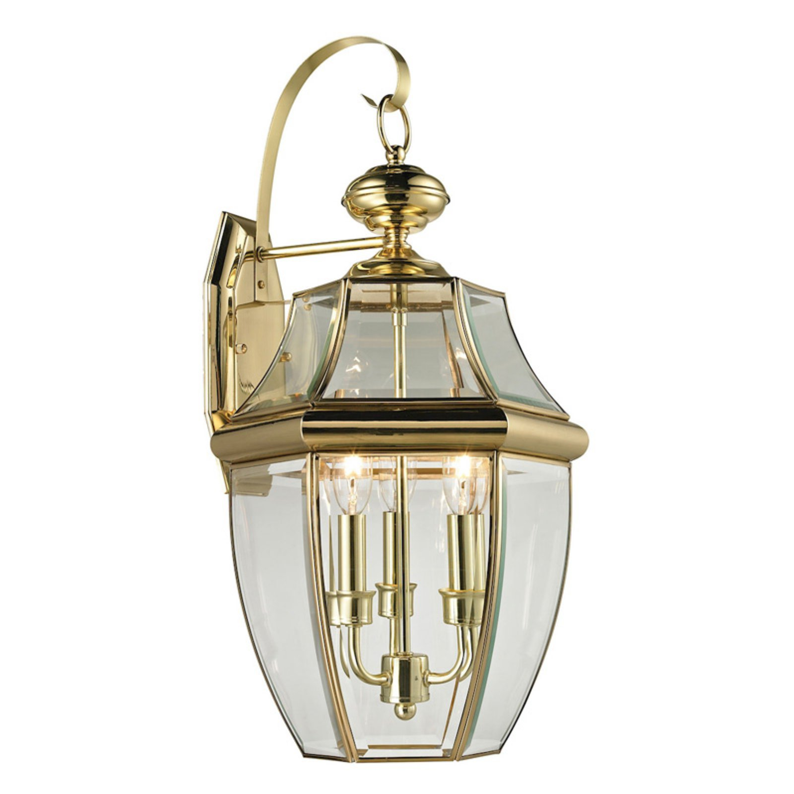 Thomas Lighting Ashford 8603 Armed Outdoor Wall Sconce