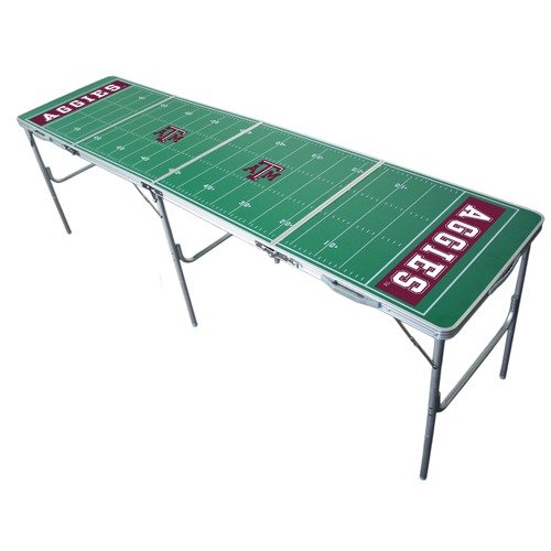 Tailgate Toss NCAA 2' x 8' Tailgate Table
