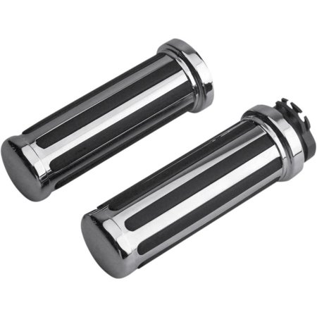 G2 Ergonomics Throttle Cam - G2 Ergonomics 17-0513-Q Quick-Turn Throttle Rail Grips with Smooth End Caps