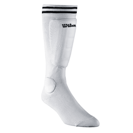 Wilson All-In-One Shin Guards Diadora Black Shin Guard