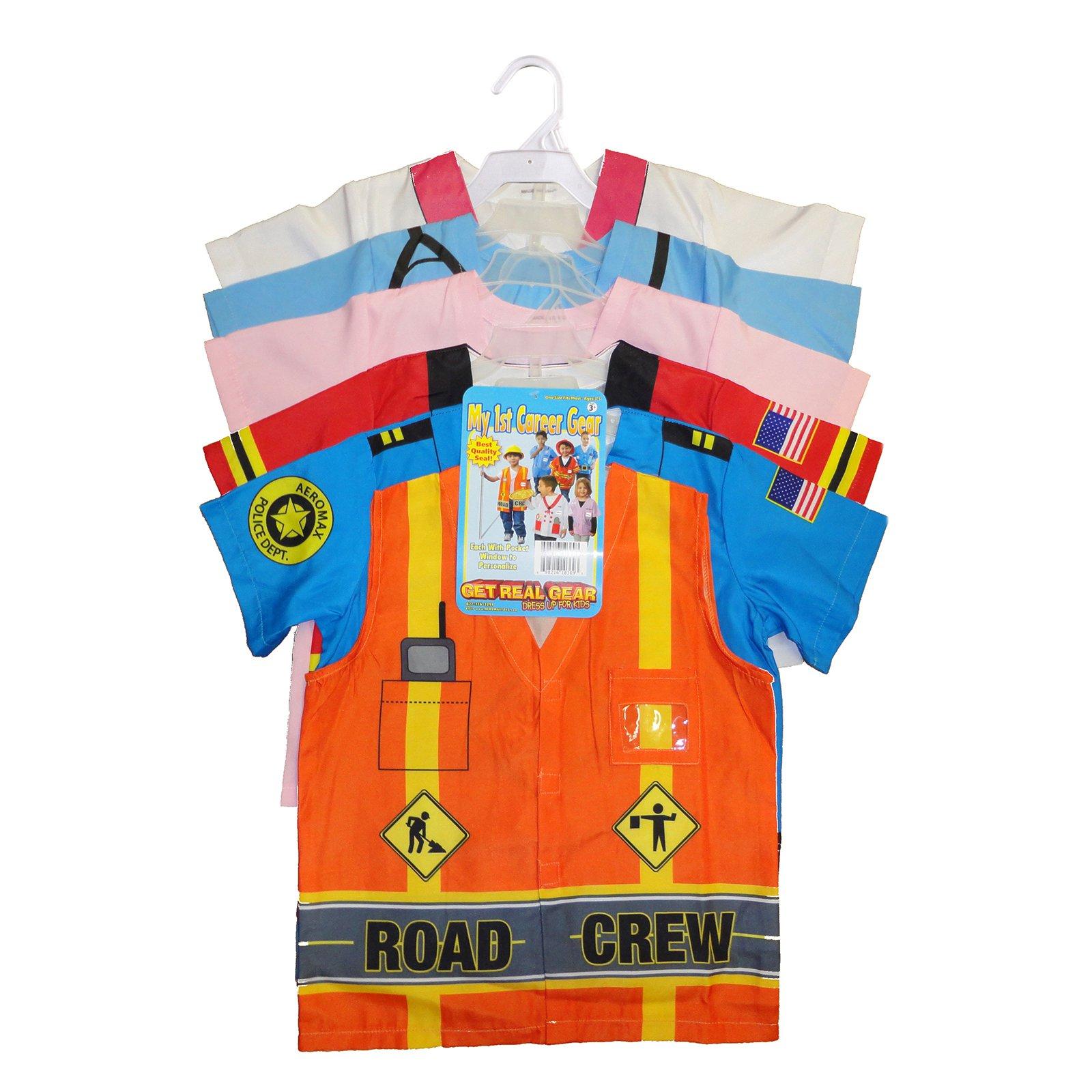 Aeromax My 1st Career Gear Costume Assortment