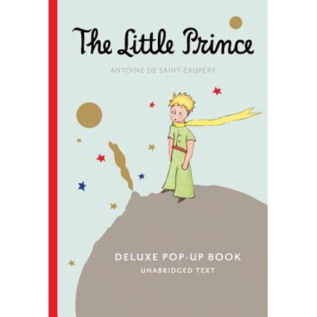 The Little Prince Deluxe Pop-Up Book (Hardcover)