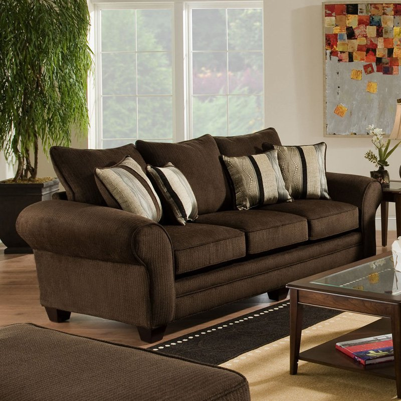 98 in. Clearlake Upholstered Sofa