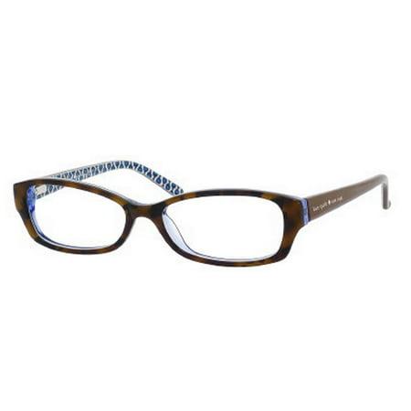 Kate Spade Sheba Eyeglass Frames : Kate Spade Sheba Eyeglasses - Walmart.com