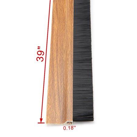 """Coussinets autoadhésifs en fond porte en bois avec balayage 0.8"""" x 40"""" brosse 1.8"""" - image 2 de 8"""