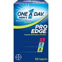 Multivitamins: One A Day Men's Pro Edge